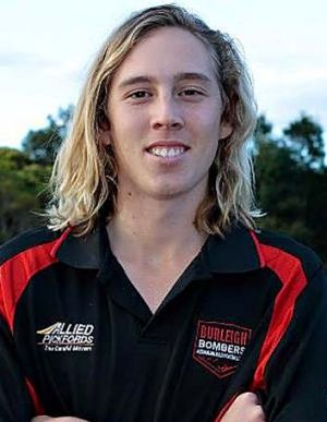 Sam Brown died in hospital after being found with severe head injuries on the side of the Gold Coast Highway.