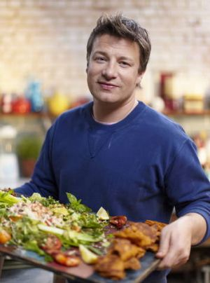 Jamie Oliver helps time-poor cooks put quick, tasty meals on the table.
