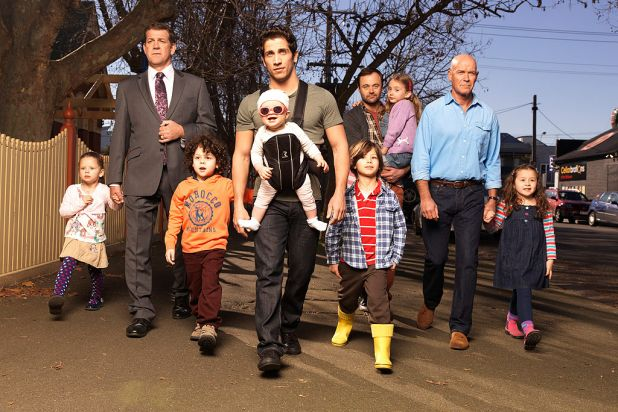 29. House Husbands is TV popcorn, but with both a heart and a brain.