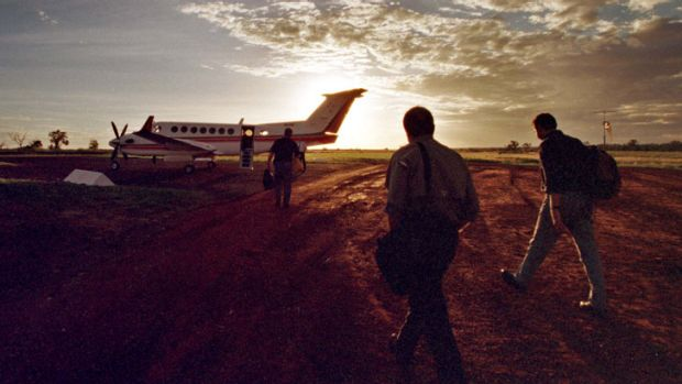 A study suggests FIFO workers' families suffer when mental health issues are not addressed.