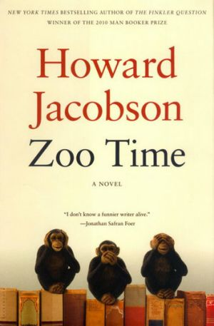 Savagely funny ... ''Zoo Time'' by Howard Jacobson.