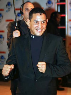 Passionate ... Hector ''Macho'' Camacho loved his sport.