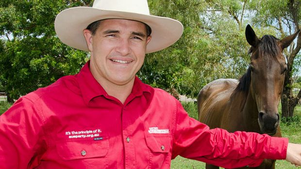 State MP Rob Katter.