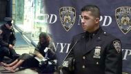 I was just doing my job: NYPD officer (Video Thumbnail)