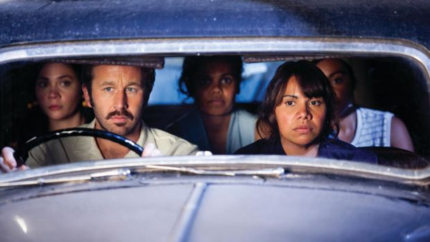 Chris O'Dowd, left, was worthy of an Oscar for his role in <i>The Sapphires</i>, according to <i>Rolling Stone</i> magazine.