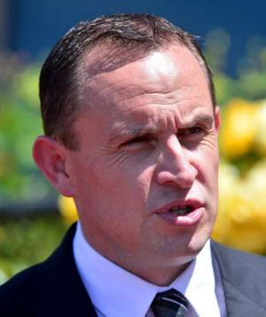 Had three winners on Wednesday ... Chris Waller.