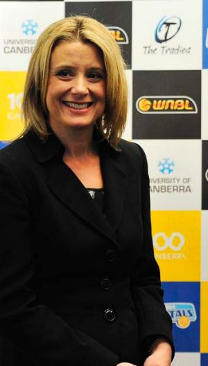Basketball Australia's Kristina Keneally is concerned that her sport could lose out to those with more opportunities to ...