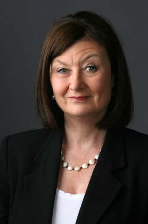 Acclaimed ... Kate McClymont.