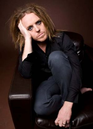 Muse and amuse … Tim Minchin says he was a musician before he was a comedian.