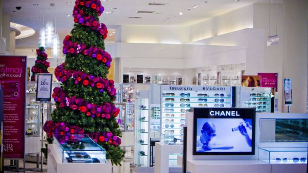 Retailers are predicting strong sales this holiday season.