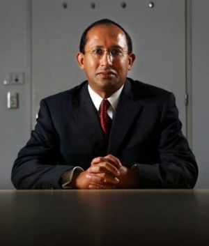 ''Interesting time'' … Peter Varghese will lead a renewed focus on Asia.