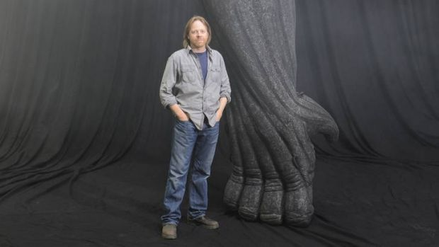 Creature designer Sonny Tilders says the new King Kong production involves dozens of artists in its all-Australian cast.