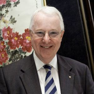 Second stooge ... Former PM&C secretary Terry Moran, who wants to involve Parliament in vetting agency heads.