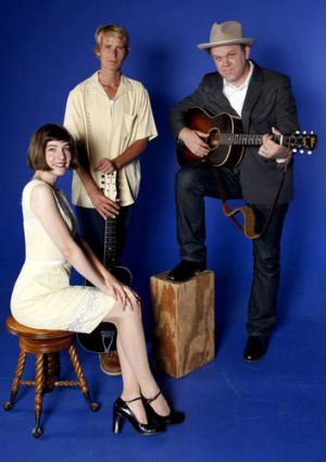 John C. Reilly (right) and friends Tom Brosseau and Becky Stark have stayed out of the mainstream.