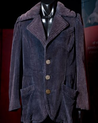 The costume Anthony Newley wore as Mathew Mugg from Doctor Dolittle (1967).