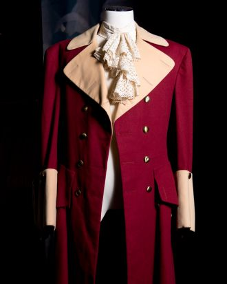 The Costume Nelson Eddy wore as Charles in New Moon (1940).
