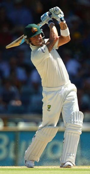 Michael Clarke should be batting at No 4, according to Greg Chappell.