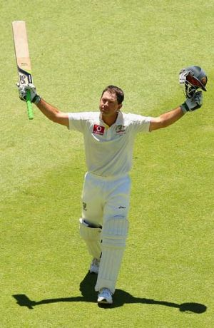 """It's a great moment to pause and recognise one of the great batsmen of all time"" ... Greg Chappell on Ricky Ponting."