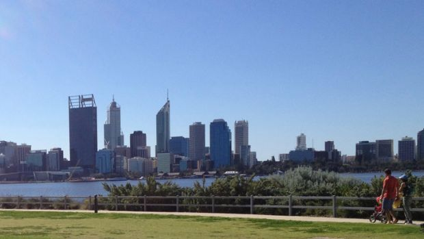 Perth is set to reach 39 degrees on Christmas Day.