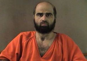 Delay … Nidal Hasan appealed the judge's beard ruling.