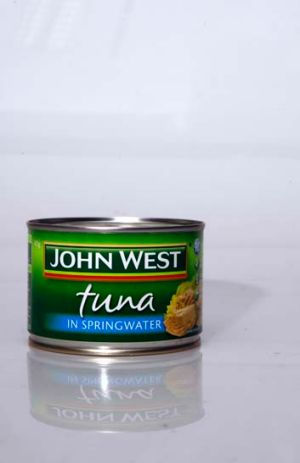 """A win for consumers"" ... John West will be phasing out fishing practices that involve ""by-catch""."