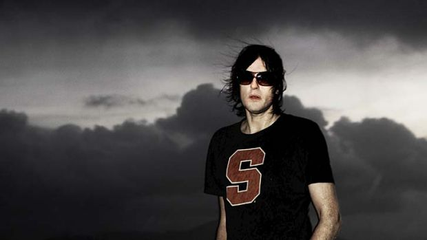 Jason Pierce ... frontman of Spiritualized.