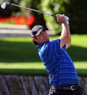 """I have played a lot of golf now and won some tournaments, thrown a few away but ... I have never felt like that on a ..."