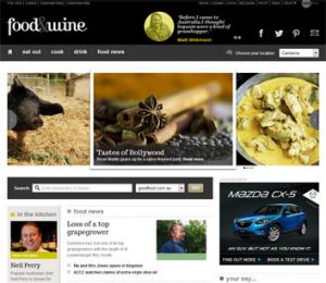 Fairfax's new <i> Good Food </i> website is now live.