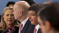 NATO foreign ministers begin Syrian talks (Video Thumbnail)