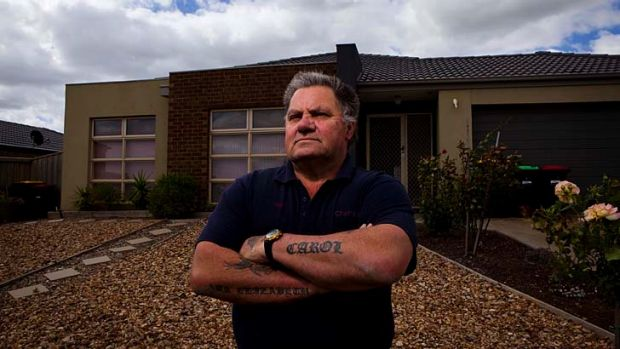 Melton truck driver Ian Bishop offered the City of Melton $25 a week, but the council's solicitors refused and demanded ...