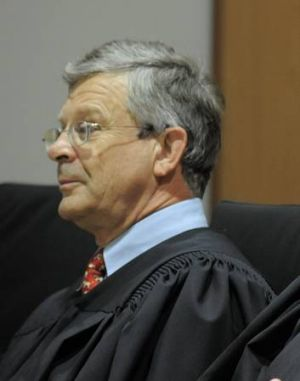 Magistrate Peter Dingwall.