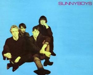 The Sunnyboys' debut self-titled album.