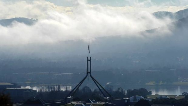 House and home … Canberra is ''a convergence of the natural and the urban''.