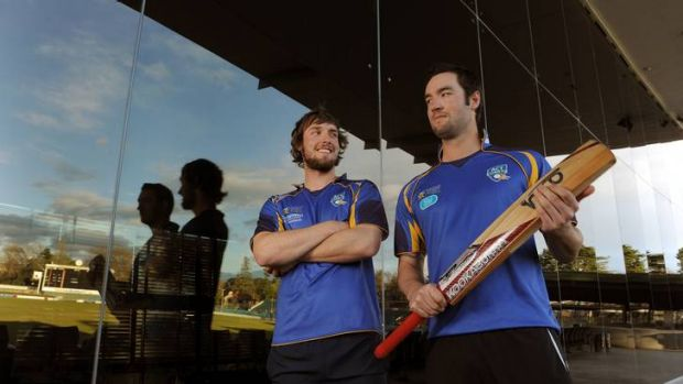 Brothers Blake and Jono Dean are waiting in the wings for the Melbourne Renegades.