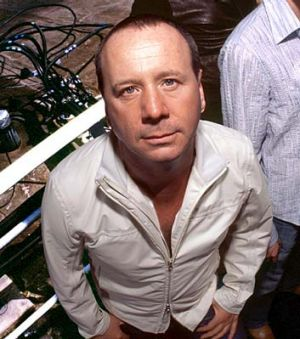 Evolution … frontman Jim Kerr.
