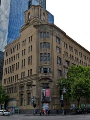 Ghostpatrol would like to see the Argus building turned into a public park.