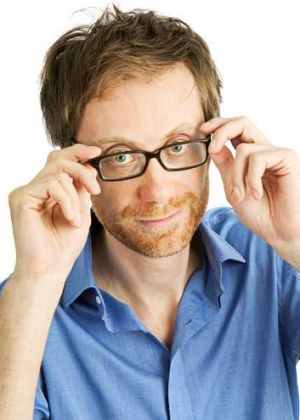 Stephen Merchant adjusts his gaze for life on stage