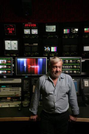 Best … Peter Meakin's career in TV spans almost 50 years.