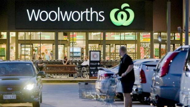 Woolies says it served on average 20.2 million customers per week.