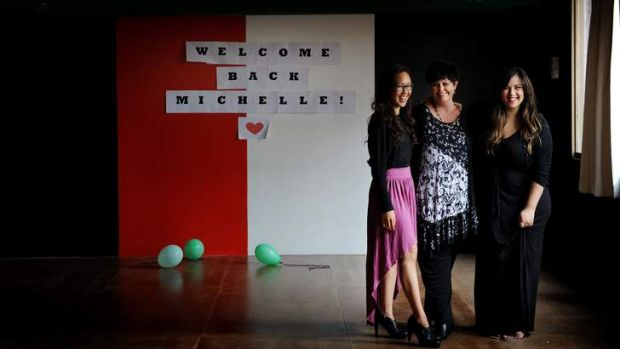 Capital dance studio has it's big dance celebration on Saturday after a year of turmoil that saw owner (Middle) Michelle ...