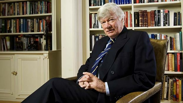 Defender ... Geoffrey Robertson says the nuclear bomb is a human rights atrocity.