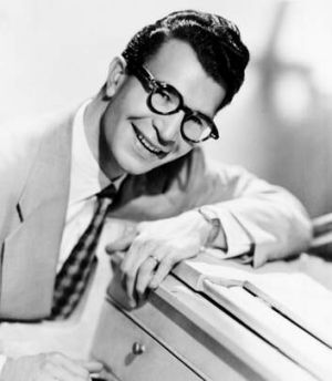 Dave Brubeck in 1956. (AP photo)