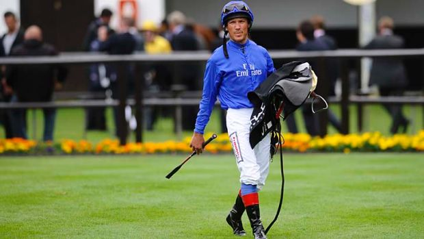 Smart move: Time has vindicated jockey Frankie Dettori's decision to embrace Hong Kong 20 years ago.