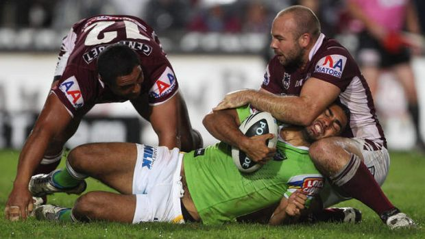 Canberra and Manly will likely postpone their China match.