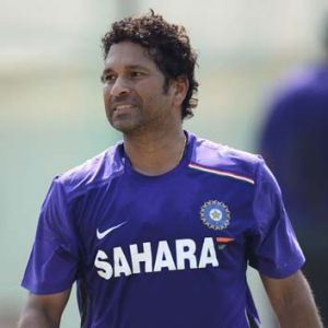 The end is nigh ... Sachin Tendulkar.