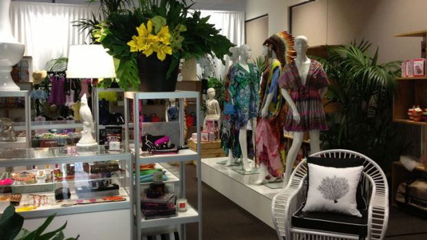 Retailers include Morrison, Parker & Co, Seafolly, Sambag, Zara Bryson, Koko Black, The Giving Tree, Father, Brownies, ...