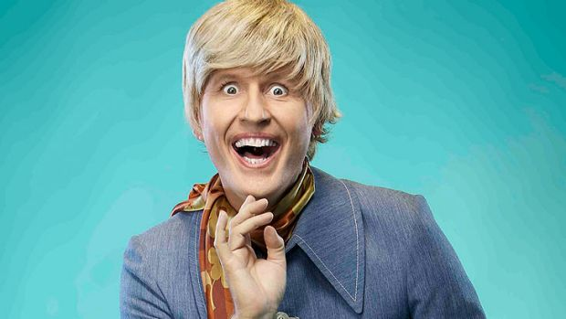 Bob Downe performs at the Powerhouse this week.