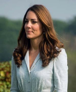 The Duchess of Cambridge ... dominating the gossip mags this week.