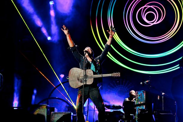 <b>Coldplay</b> graced our shores and put on an enjoyable show.