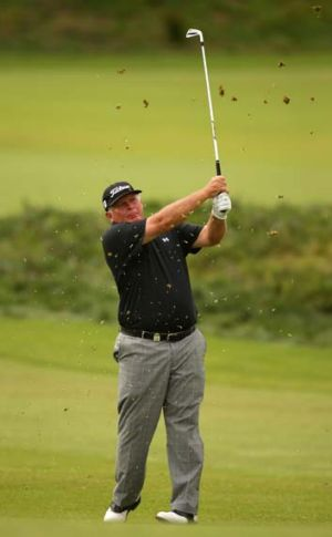 Peter Senior's victory can in no way be considered a condemnation of the Australasian Tour.